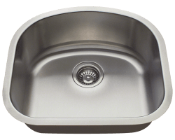S812 D Bowl Stainless Steel Sink